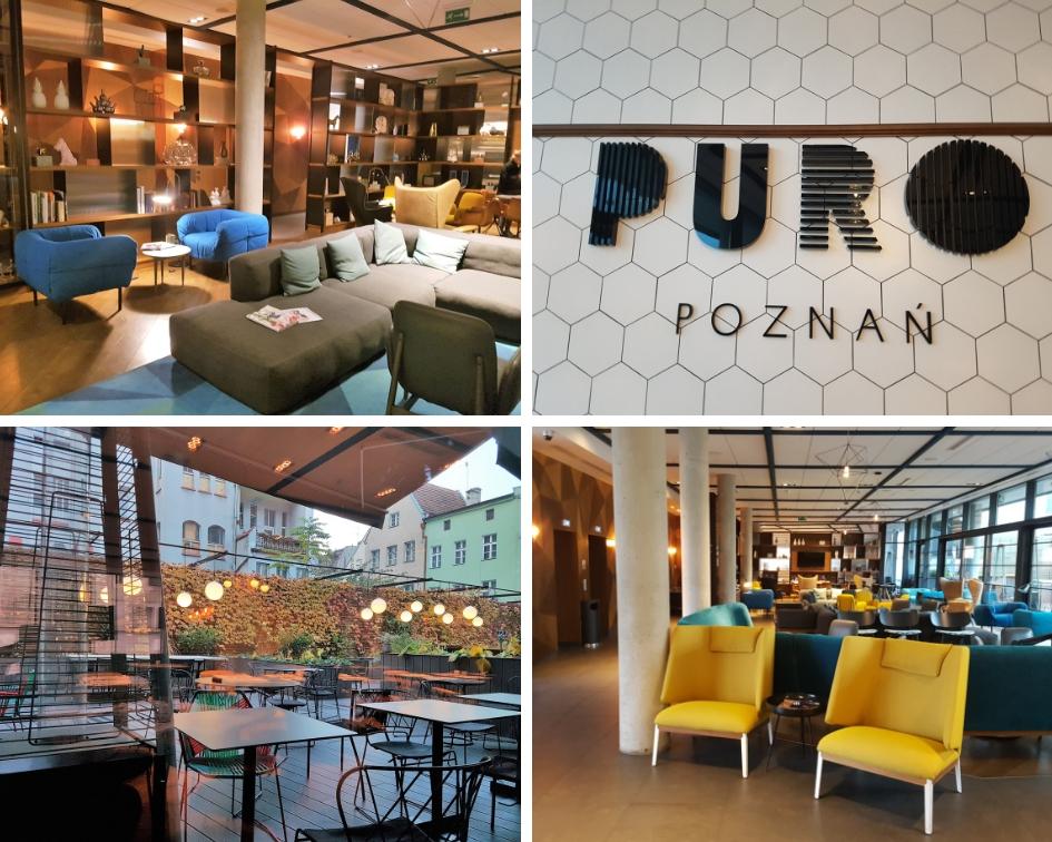 puro hotel poznan polen
