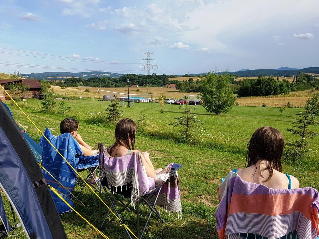 nederlandse camping pod lasem polen