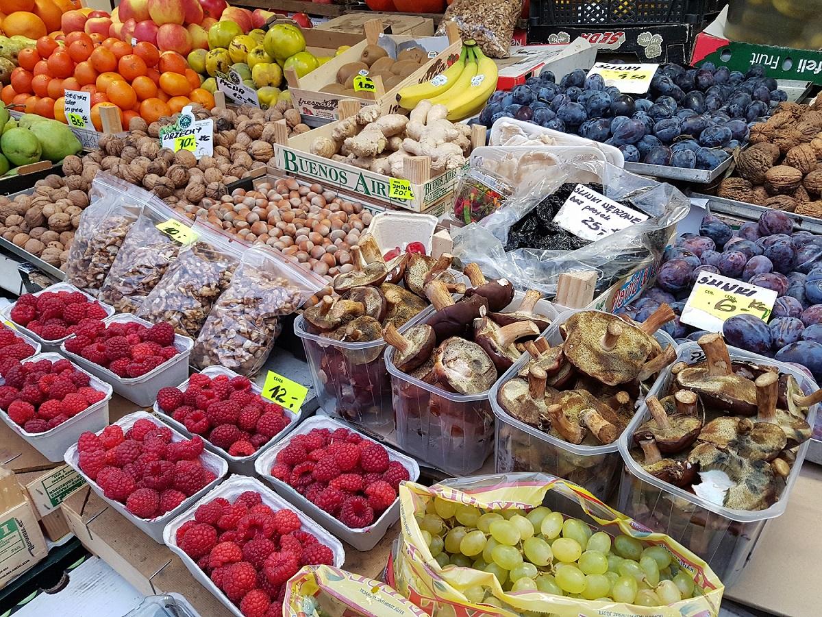 poznan polen markt